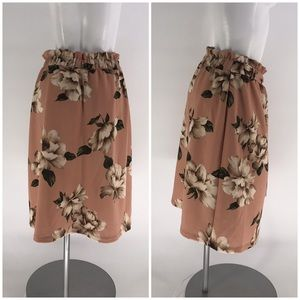 DownEast Skirts - NWT DOWNEAST SKIRT Midi Floral Grace Small
